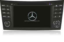 Car Radio GPS with 3G WIFI CANBUS for Mercedes Benz E/G/CLS Radio DVD Player
