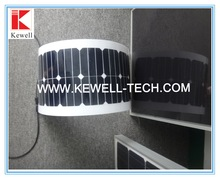 2015 New Designed Pv supplier hot sale high efficiency 10w-100w flexible solar panel