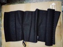 Walson Instyles Seven colors nine steel bone latex waist trainer corset