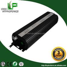 ETL,CE,FCC,ROHS authorized digital ballast/hydroponic electronic hid ballast 600w for hps lamps