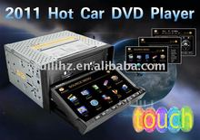 7' auto dvd player with TV,GPS
