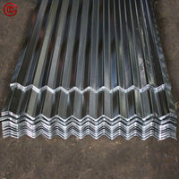 Manufacture Prime corrugated steel sheets from factory price per piece
