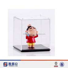 Yageli personalized acrylic lego toys case/toy boxes and storage