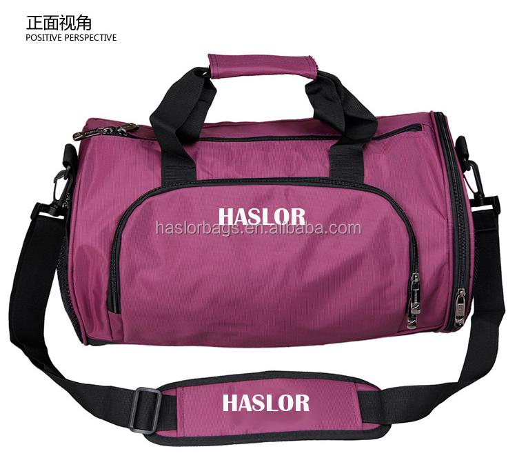 Hot vente fashional voyage pro sac de sport avec la chine usine