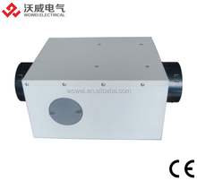 HVAC air ventilation exhaust fan with 150-1200 air flow