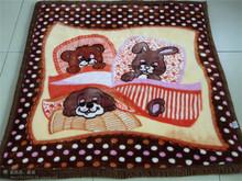 handmade crochet baby blankets china manufac Coral Fleece Blanket