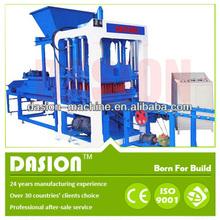 Brick Making Machine DS10-15 machine making blocks special design of material storage & feeding system