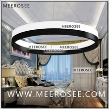 Anillo Diseño Belleza Lámparas LED Anillo Araña Ronda Lámpara colgante