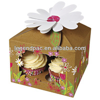 Food-grade cupcake boxes/ cake packaging box