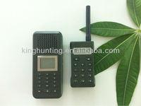 New Model 14key Remote Mp3 Bird Caller With Timer and External Speaker Port