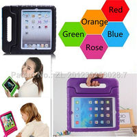 EVA foam shock proof hard cover case for new iPad air for children