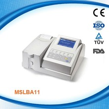 Automatic Biochemistry Analyzer biochemical analyzer MSLBA11W