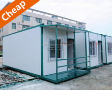 portable camping movable office 20 ft container homes