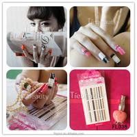 Guangzhou nail art GMPC factory supply, mettalic nail sticker,nail art design