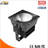 alibaba express 5 years warranty Meanwell led driver IP65 AC85-265v 500w most powerful led flood light