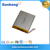 High quality &stable performance 3.7v 2500mah rechargeable lithium polymer battery 327090 for tablet pc/PDA/GPS