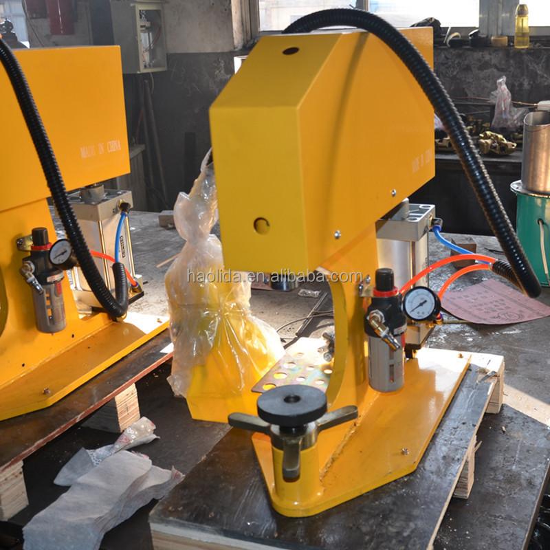 Brake Shoe Riveter : Brake lining riveting machine for truck bus buy