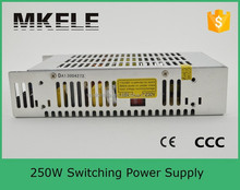 S-250-5 dc/dc 250w 5v regulated micro high voltage high frequency low price industrial switch mode power supply made in China