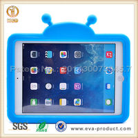 Popular among kids soft tablet case for iPad air,for soft EVA iPad 5 case