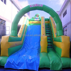 seaworld inflatable slide , NO.2107 hot selling children high quality inflatable slide
