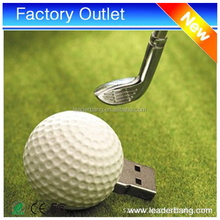 promotional golf ball usb flash drive made in china