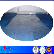 custom recycle material clear poly sheeting