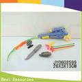 لعبة ولعبة إبرة الجملة لعبة أطفال بلاستيكية لعبة المسدس بندقية للأطفال