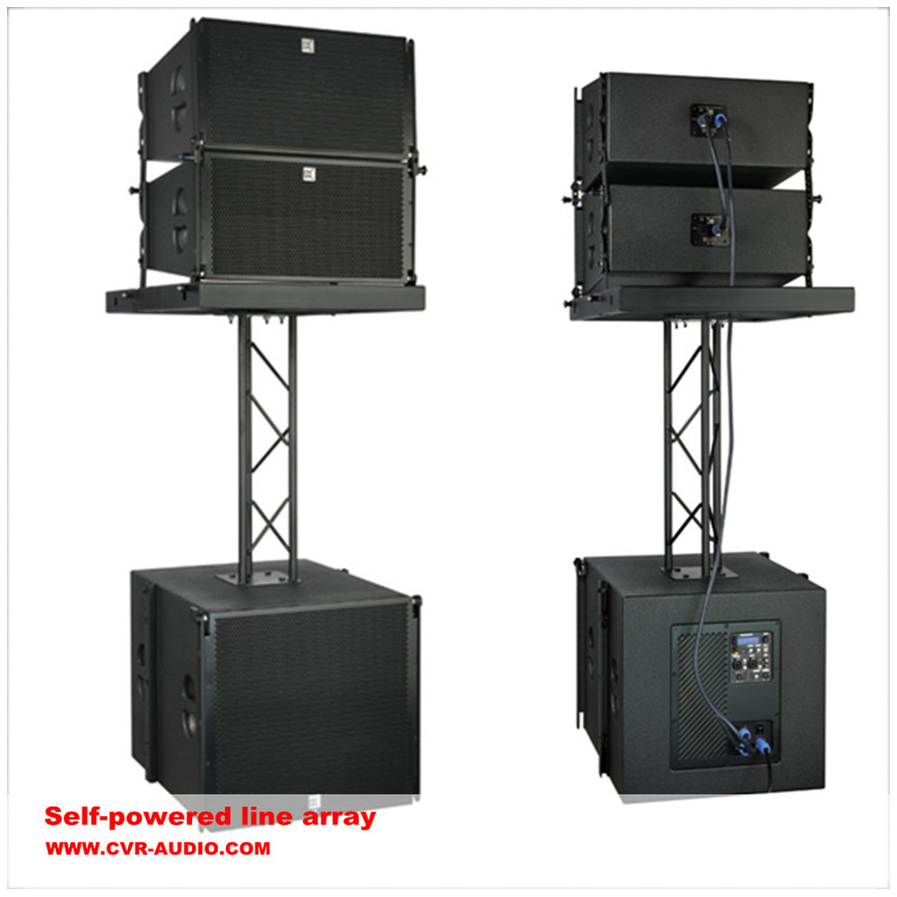 Pro Dj Line Array Powered 10 Inch Active Speaker Buy