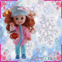 Cute Mini Baby Dolls Baby Gift Doll Manufacturer China