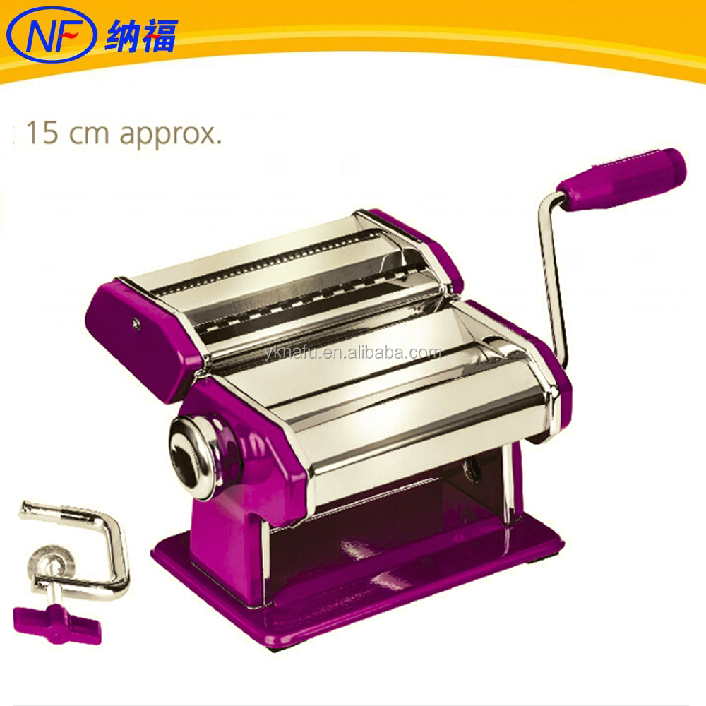 small pasta machine