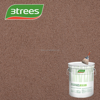3TREES Texture spray Paint for exterior wall (free sample)