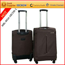 Top quality design branded luggage trolley