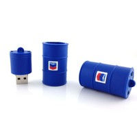 unique bucket usb flash drive 8gb for wine promotion gifts