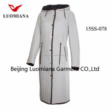 Woman Casual Coat spring Cotton Woman Jacket 2015 Clothing Factories China Wholesale
