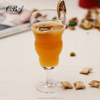 Transparent Crystal Juice Glass,Tall Drinking Glass,Drinking Glass Cup
