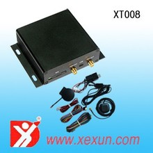 XT008 gsm car tracker with remote controllers gps/gsm vehicle/motorcycle tracker with OBD RFID read and write