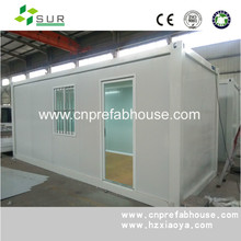 flat pack container house/sea container house/ pre-made container house