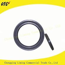 OEM Automotive Industrial Application Ground Metal O.D Single Lip Truck Oil Seal