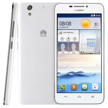 Original Huawei G630 Qualcomm MSM8212 Quad Core 5inch IPS 1280x720P Android 4.3 1GB RAM 4GB ROM 8.0MP Camera GPS 3G Smartphone