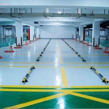 Easy Clean Self Leveling Garage Floor Epoxy Coating