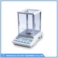Paper digital balance weight test machine