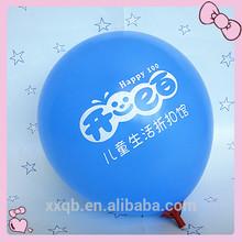 publicidad globo pequeña de helio de látex de calidad