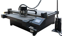 DCZ76 Router Series High Speed flatbed digital Cutter
