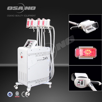 OSANO Changeable Handles Cryolipolyse / Vertical Cryolipolysis 4 Beauty Salon Equipment In Dubai With CE