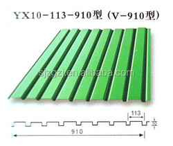 Best price roofing suppliers cast iron plate Prefab house buy direct from china manufacturer