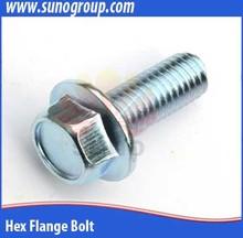titanio perno hexagonal perno tamaño m52 pernos grado 8.8 hueco pernos roscados