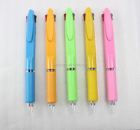 2015 top sale 2 ink color pen for advertisement brand logo 1000pcs free shipping