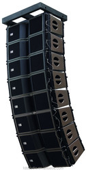 "Dual 8"" Pro Sound System Line Array"