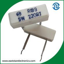 RX27 cement ceramic resistor 10w manufacturer