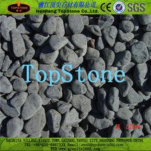 seixos para jardins, decoração material de construção de pedra seixo